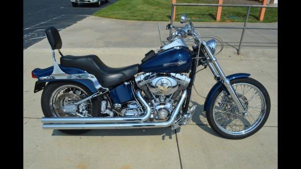 Sold! 2000 Harley