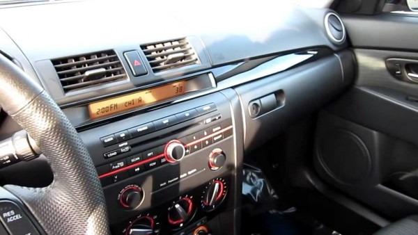2009 Mazda 3 I, Copper Red