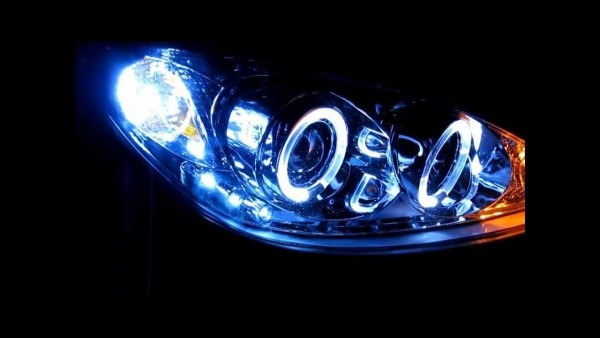 Camry Halo Projector Hid Headlights