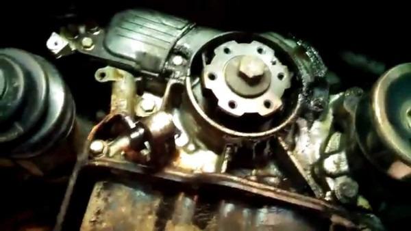 Timing Belt Replacement 1999 Mazda Millenia S 2 3l Miller Engine
