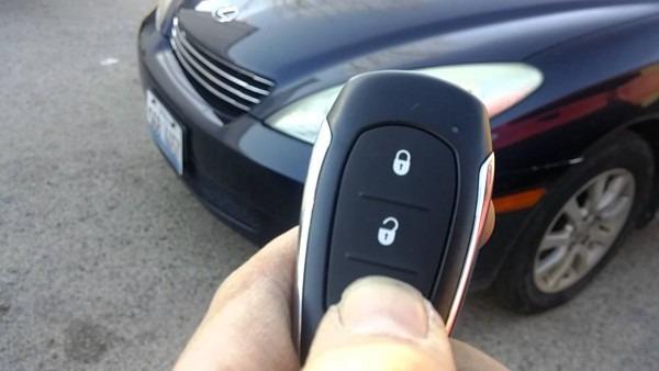 Prestige Multi Button Remote Starter