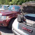 2010 Chevrolet Traverse Battery Location
