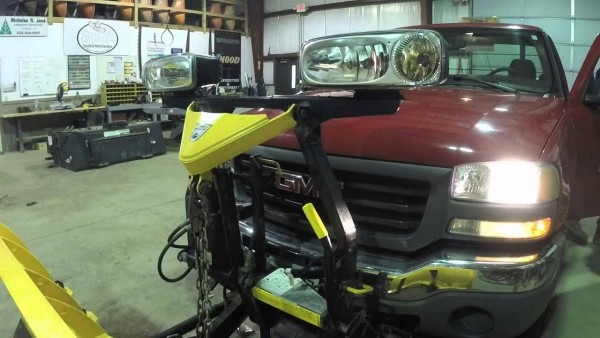 How To Mount And Unmount Fisher Minute Mount 2 Snow Plow