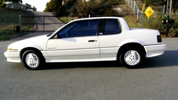 1989 Pontiac Grand Am Se Coupe 1 Owner 2 3l 4cyl 48k Original