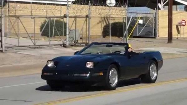 1994 Corvette C4 Convertible