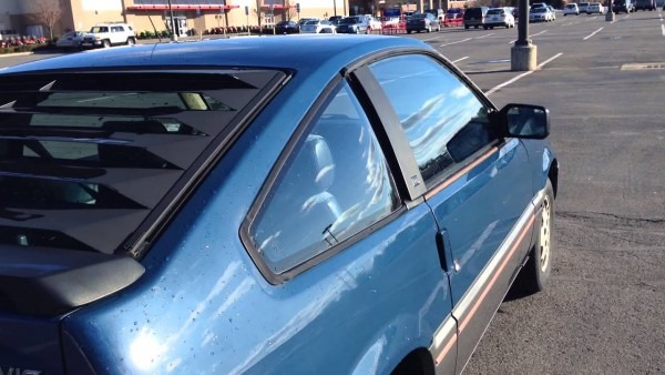 1985 Honda Civic Crx Hf For Sale