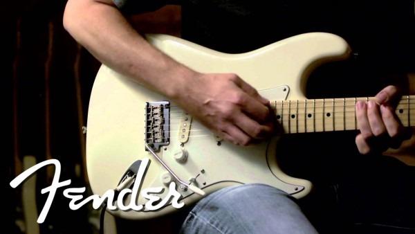 Fender Vintage Noiseless Stratocaster® Pickups