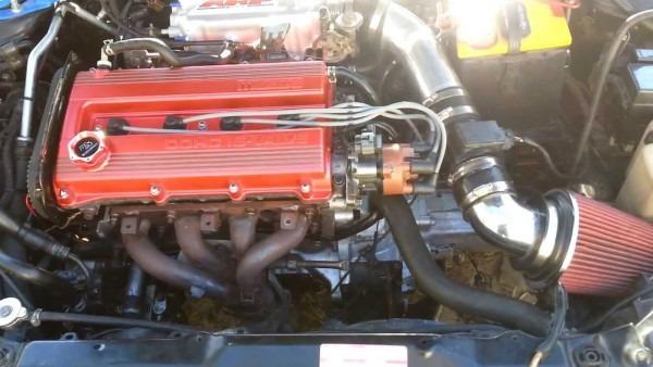 My 94 Mazda Mx