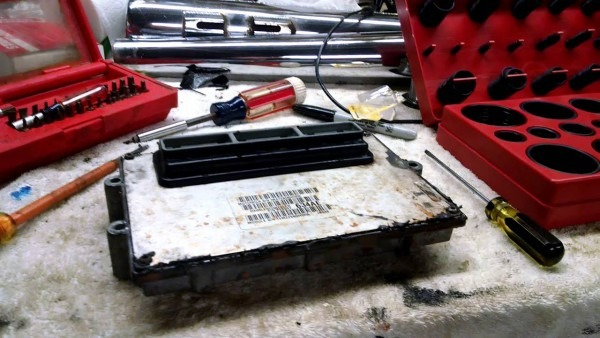 Jeep Cherokee Pcm Repaired