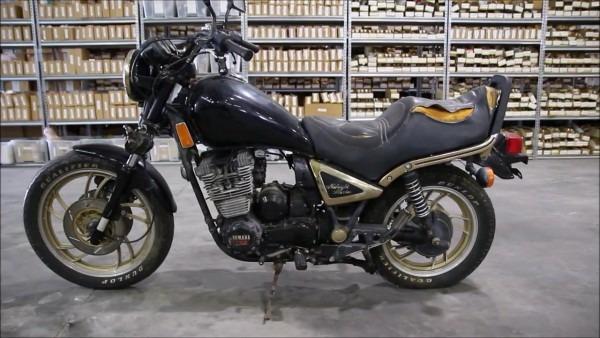 1983 Yamaha Maxim Midnight 750 Used Parts