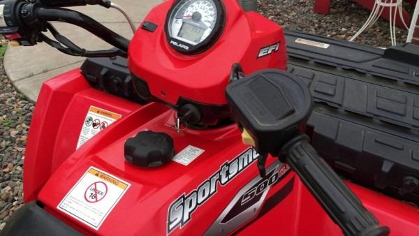 2006 Polaris Sportsman 500 Ho