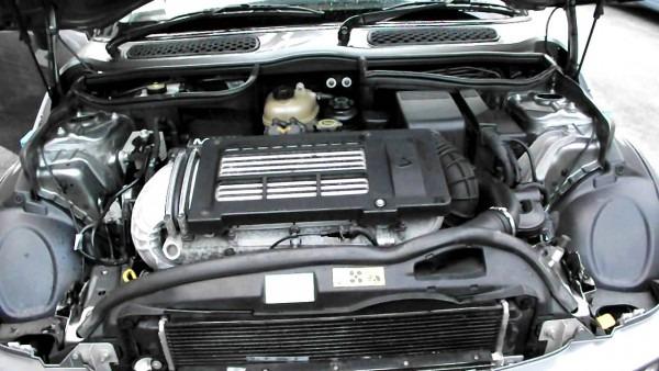 2003 Mini Cooper S Noise  Supercharger