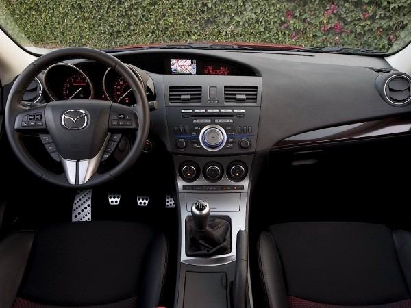 Mazda 3 Mps   Mazdaspeed3 Specs & Photos