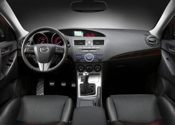 2009 Mazda 3 Mps (mazdaspeed3) Interior Img_10