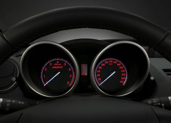 2009 Mazda 3 Mps (mazdaspeed3) Interior Img_12