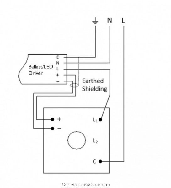 Dimmer Switch Wiring Symbols
