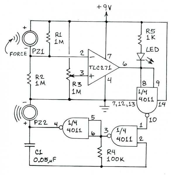 Make Your Own Precise Vibration Sensors