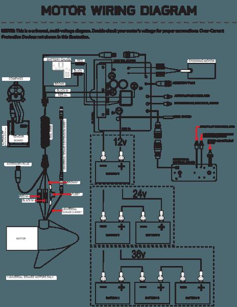 1977 Minn Kota Wiring Diagram
