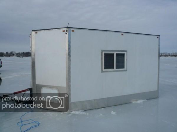 Aluminum Siding  Fish House Aluminum Siding