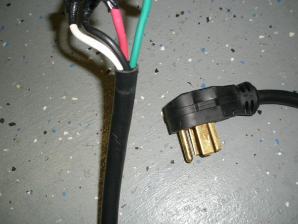 Welding Receptacle Wiring