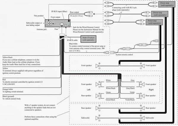 Wiring Diagram For A Pioneer Dxt 2369ub  U2013 Car Wiring Diagram