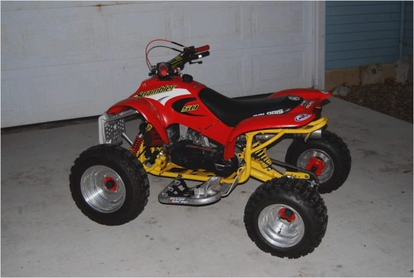 2003 Polaris Scrambler 50 Scrambler 90 Service Manual