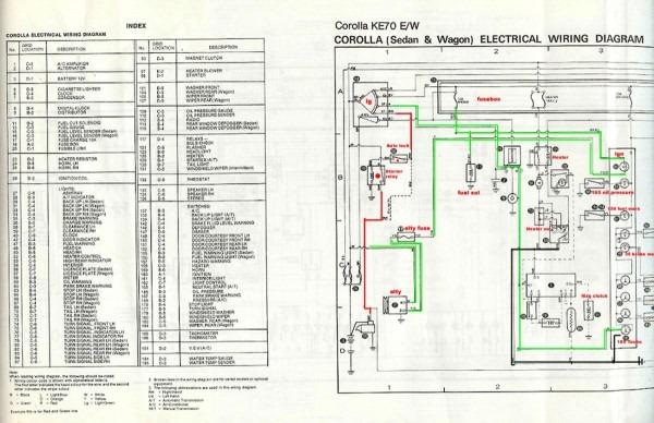 Toyota Ke70 Wiring Diagram