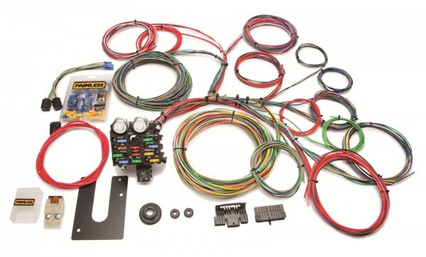Painless Universal Wiring Harness Diagram