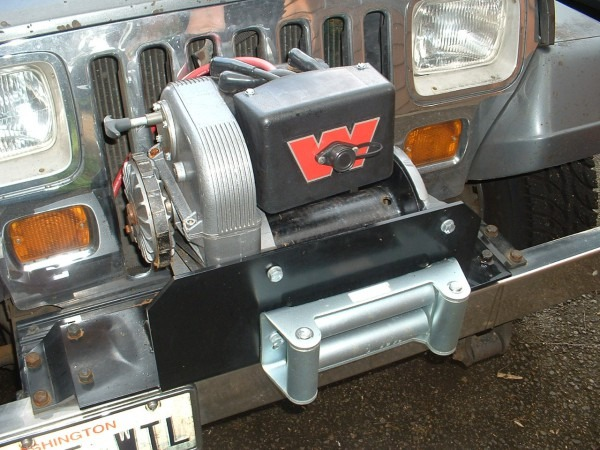 Warn 8274 Power In And Power Out Winch – $850