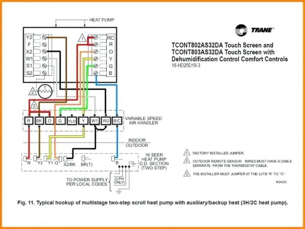 Rheem 41 20804 15 Thermostat Wiring Diagram Sample
