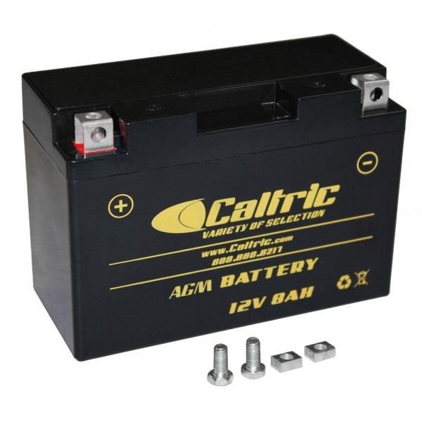 Agm Battery Fits Yamaha Raptor 700 Yfm700r 2006
