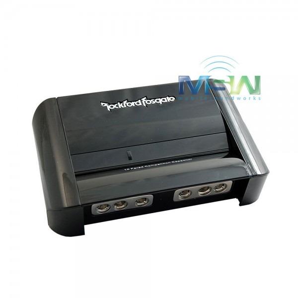 Rockford Fosgate® Rfc10hb Farad Hybrid Digital Capacitor 6 Input