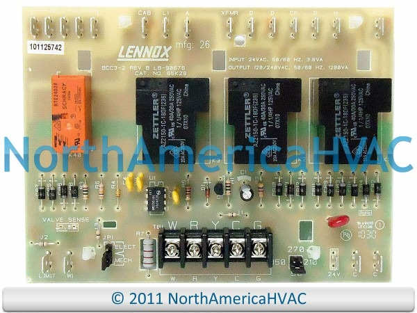 Lennox Armstrong Control Circuit Board 65k29 65k2901 For Sale