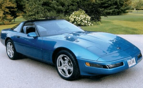 1992 C4 Corvette
