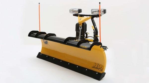 Fisher® Hd2™ Straight Blade Snowplow
