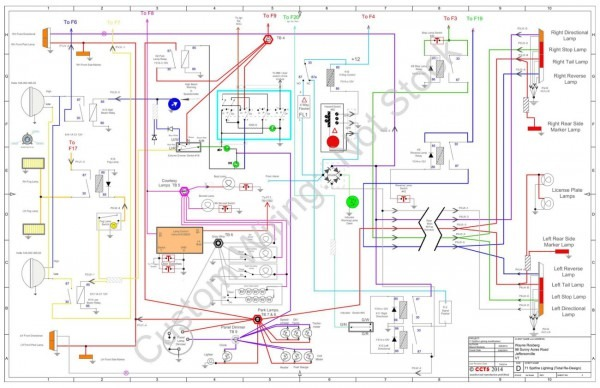 Lucas Ignition Switch Wiring Diagram