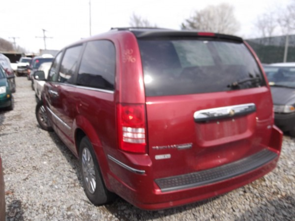 Used 2008 Chrysler Town & Country Parts Cars Trucks