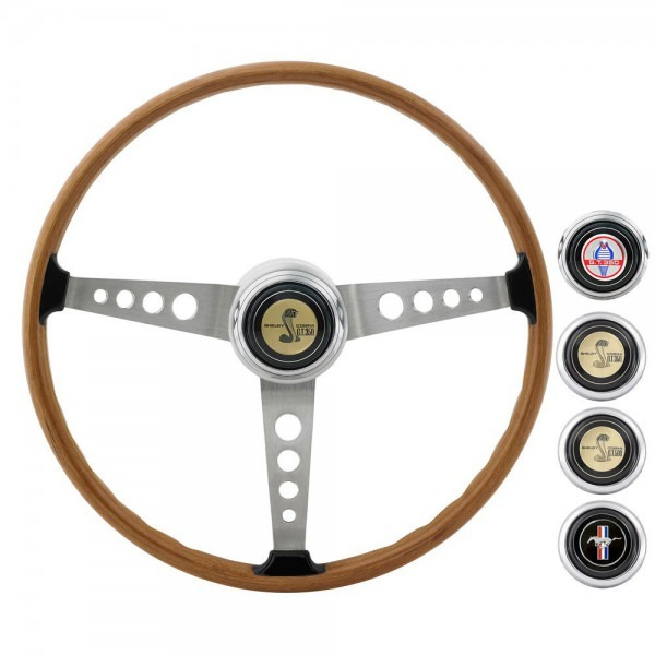 Scott Drake Mustang Steering Wheel Kit Corso Feroce Cs500 With