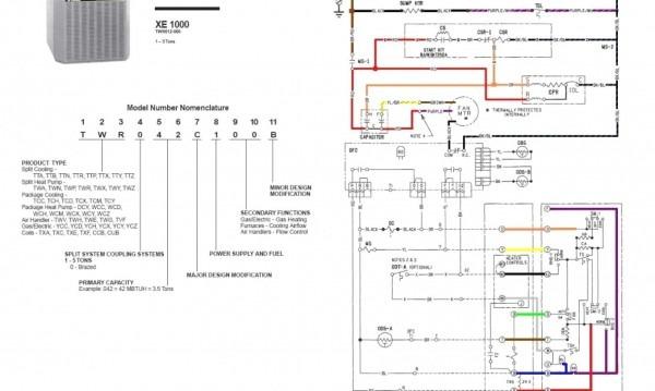 Trane Ac Wiring Diagrams