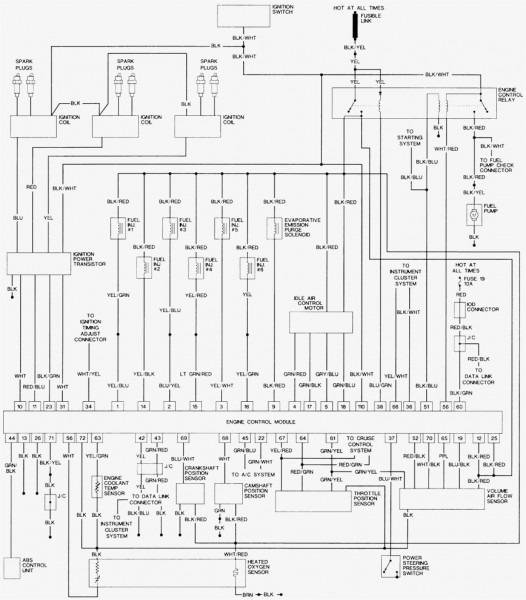 2002 Montero Fuse Diagram