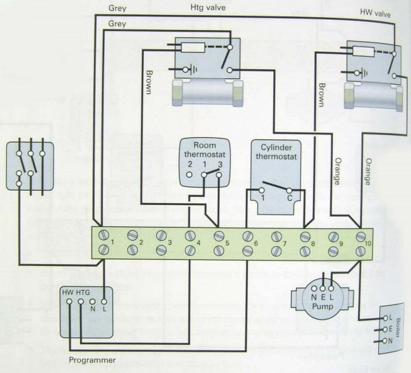 Y Plan Circuit Diagram