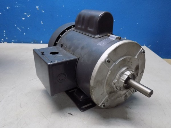 Us Motors Permanent Split Capacitor Motor 1 Hp 3,450 Rpm 1 Speed 1