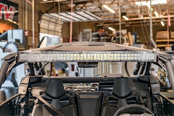 Utv Inc Can Am Maverick X3 Totron 40  Led Light Bar Mounts