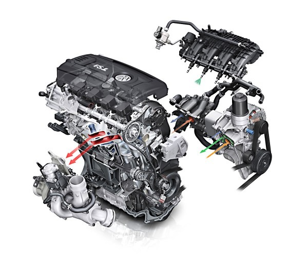 Vw 2 0 T Engine