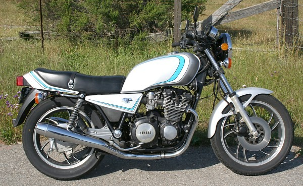 Retrospective  Yamaha Xj650rj Seca 650  1982