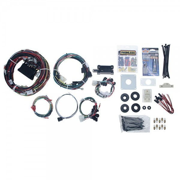 Painless Performance 20120 Mustang Wiring Harnes 1965
