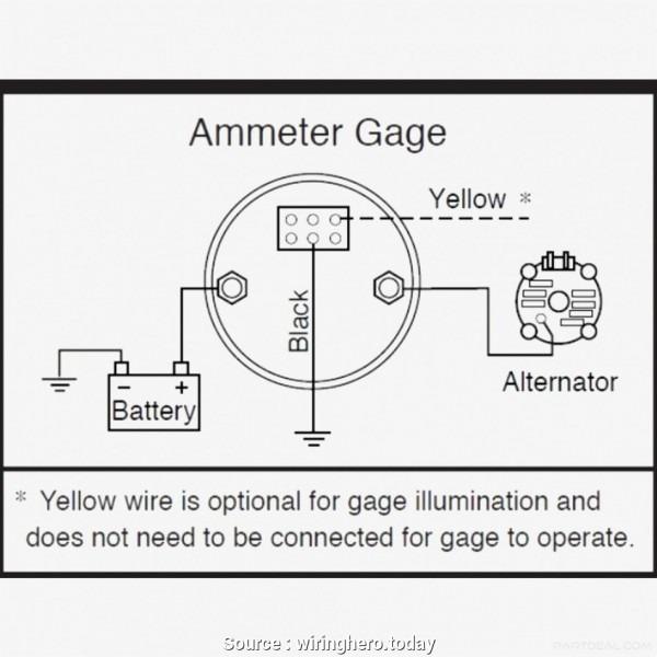 Gm Amp Gauge Wiring