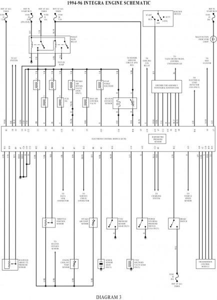 Acura Legend Radio Wiring Diagram