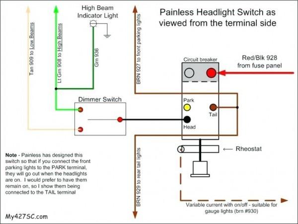 Switch Wiring Diagram Symbols