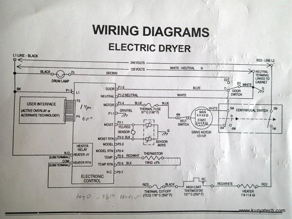 Wiring Photos Whirlpool Dryer Repair Manual Whirlpool Gas Dryer